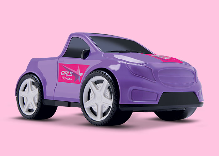 Samba Girls Car