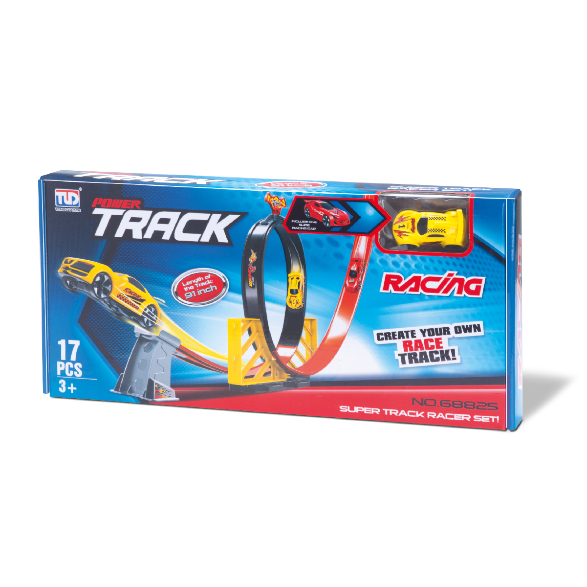 Power Track Looping Racing